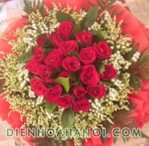 Hoa tình yêu HTY83
