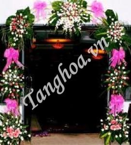Cổng hoa cưới 04