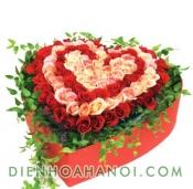 Hoa tình yêu HTY103