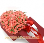 Hoa tình yêu HTY75