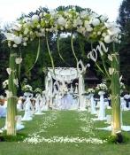 Cổng hoa cưới 03