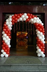 Cổng hoa cưới 02