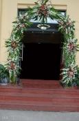 Cổng hoa cưới 01