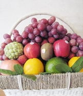 Giỏ hoa quả 09