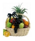 Giỏ hoa quả tươi 16