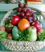 Giỏ hoa quả 07