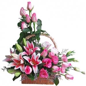 Hoa để bàn 25
