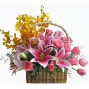 Hoa để bàn 27