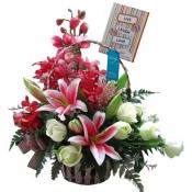 Hoa để bàn 24