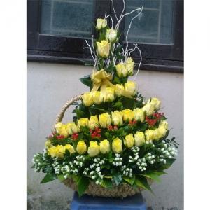 hoa sinh nhật 83