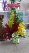 Hoa sinh nhật 85