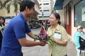 Điện hoa Gò Công, Shop Hoa Gò Công, hoa tươi Gò Công tỉnh Tiền Giang.