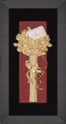 Bó hoa vàng lá 24k - SSN1326-06